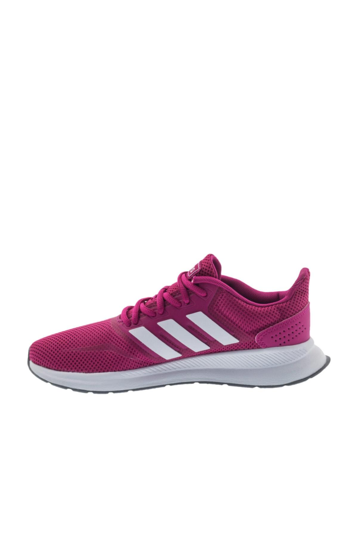 adidas Runfalcon Pembe Spor Ayakkabı (f36219) 2