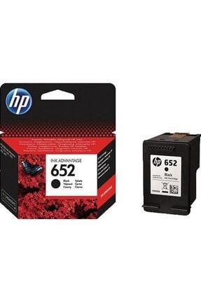 HP F6v25ae 652 Siyah Mürekkep Kartuşu