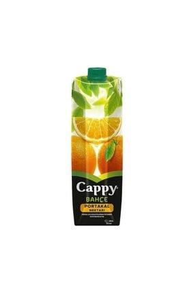 Cappy Bahçe Portakal Nektarı Karton Kutu 1 l