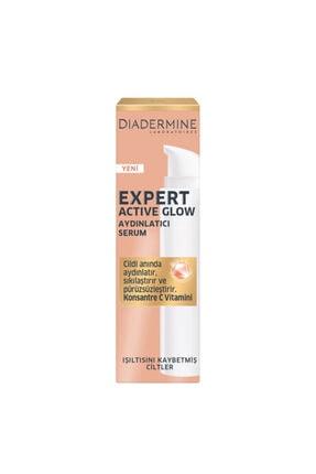 Diadermine Expert Active Glow Aydınlatıcı Serum 40 ml