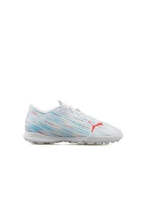 Puma Ultra 4.2 Tt Jr Genç Halı Saha Ayakkabısı 10636703 Beyaz