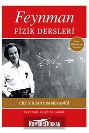 Alfa Yayınları Feynman Fizik Dersleri 3 Kuantum Mekaniği