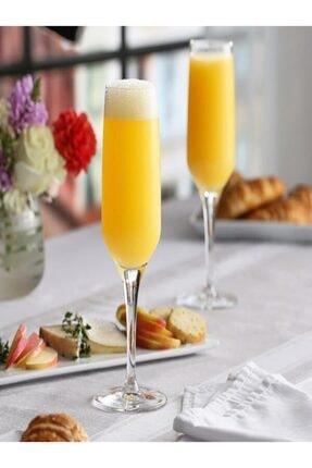 Paşabahçe Nude 67076 Reserve Flüt Şampanya Kadehi 6'lı