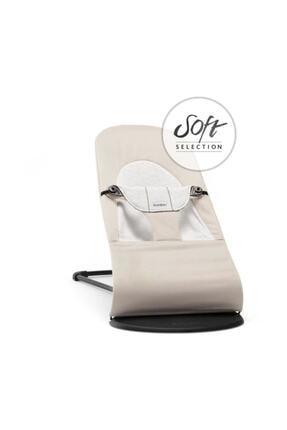 BabyBjörn Balance Soft Ana Kucağı Beige / Gery Cotton Jersey