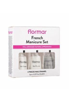 Flormar French Manikür Seti No:319