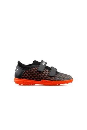 Puma Future 6.4 Tt V Jr Genç Halı Saha Ayakkabısı 10621101 Siyah