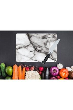 Home Art Decor Ekmek Kesme Camı/tablası 30x40 Cm