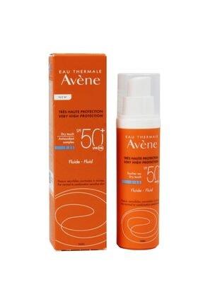 Avene Fluid Dry Touch - Antioxidant Complex Spf50+