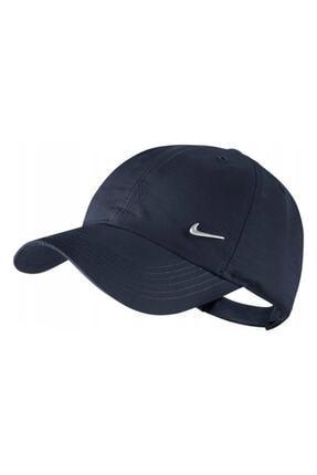 Nike Nıke Sportswear Metal Swoosh Logo Cap Şapka Cı2653-451