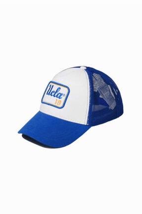 UCLA Shasta Mavi Baseball Cap Nakışlı Şapka