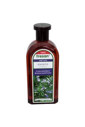 Tresan canlndrcı şampuan yağlı saçlar için biberiye özlü 300 ml