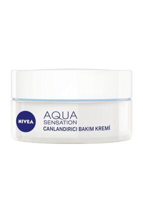 Nivea Aqua Sensatıon Canlandırıcı Bakım Kremi 50 ml