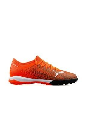 Puma Ultra 3.1 Tt Erkek Halı Saha Ayakkabısı 10608901 Turuncu