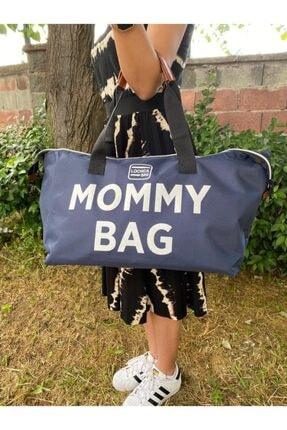 WolMer Bags Kadın  Lacivert Anne Bebek Bakım Çantası