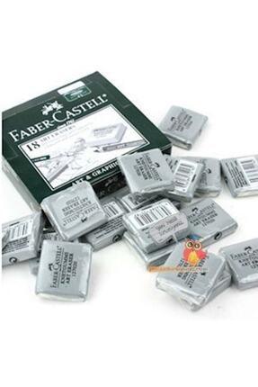 Faber Castell Faber-castell Gri Hamur Silgi Paket ( 1 Paket 18 Adet )