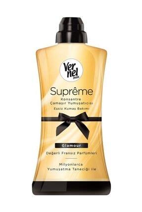 Vernel Supreme Konsantre Çamaşır Yumuşatıcısı Glamour 1200 ml
