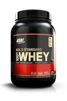 Optimum Nutrition Optimum Gold Standard Whey Protein Tozu 908 Gr - Çikolata Aromalı