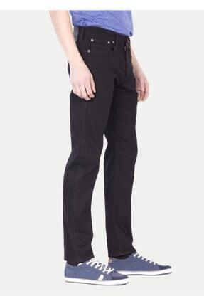 Levi's Erkek Siyah Straight Jeans 29507-0031