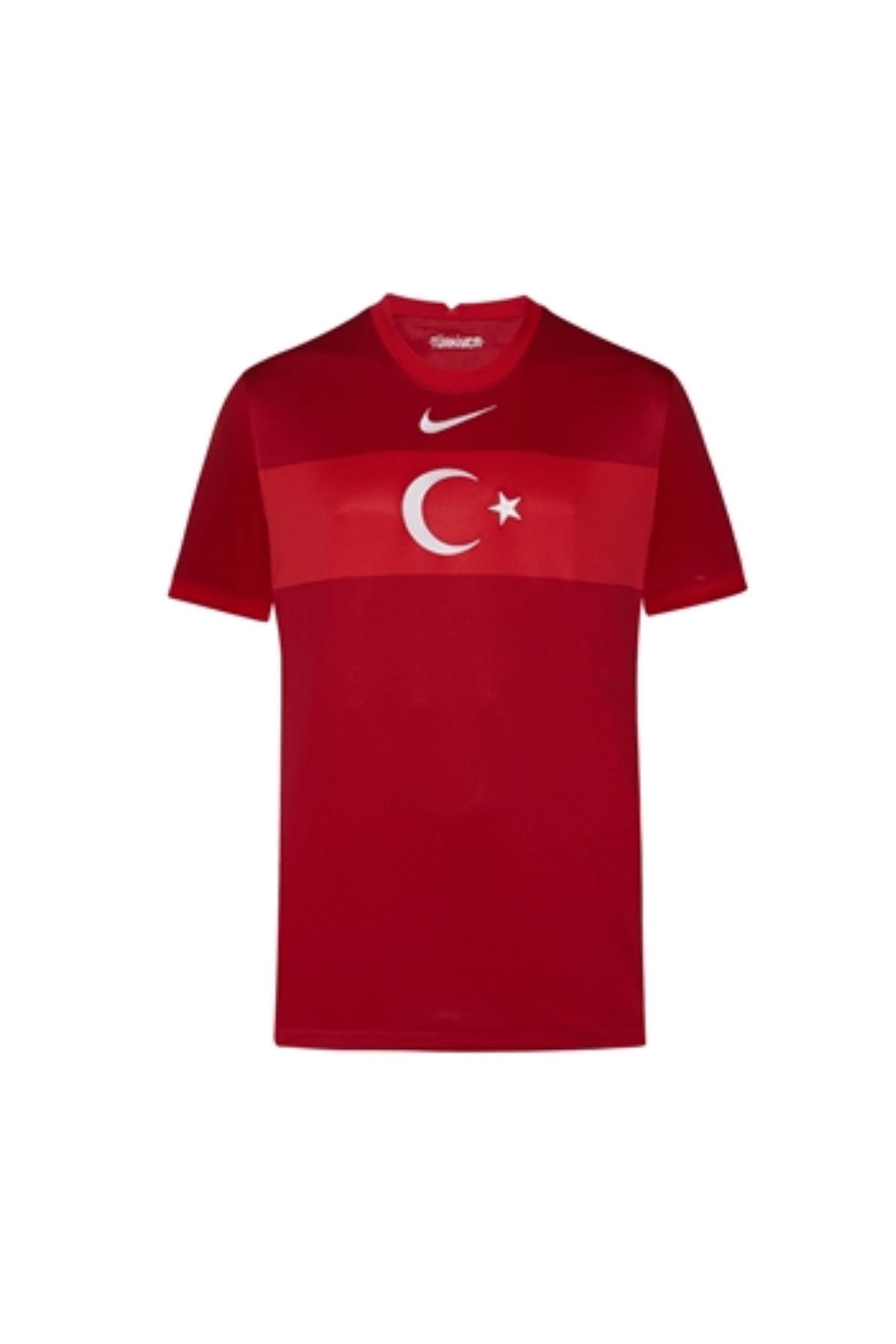 Nike Türkiye Milli Takım Deplasman Erkek Futbol Forması Euro 2020 - Euro2020