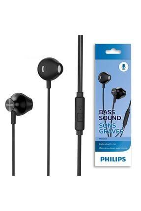 Philips Taue101bk Mikrofonlu Kulak Içi Kulaklık