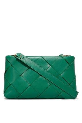 Nine West Albany 1fx Yeşil Kadın Clutch