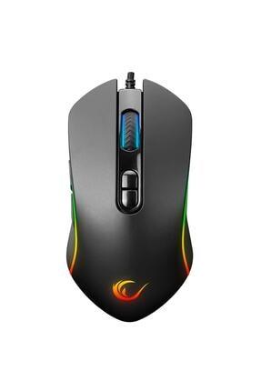 Rampage Smx-g65 Alpor Usb 7 Tuşlu 7200dpi Rgb Ledli Gaming Oyuncu Mouse