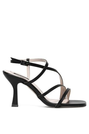 Nine West Rıa 1fx Siyah Kadın Topuklu Ayakkabı