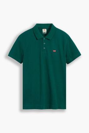 Levi's Erkek O.G Batwing Polo D17916 Lse_Forest Biome Yeşil  Erkek Polo Tişört 3595900130