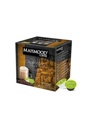 Mahmood Coffee Cappuccino Kapsül Kahve 8 X 24 G