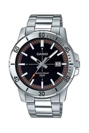 Casio Erkek Kol Saati Çelik Gümüş MTP-VD01D-1E2VUDF