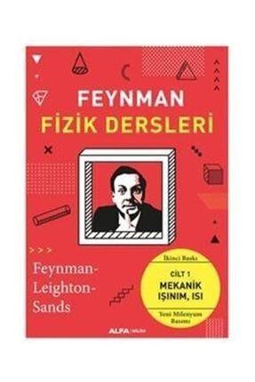 Alfa Yayınları Feynman Fizik Dersleri Cilt 1 Mekanik Işınım Isı
