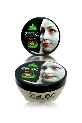 Zenix Argan Yağı Özlü Killi Yüz Maskesi 350 gr