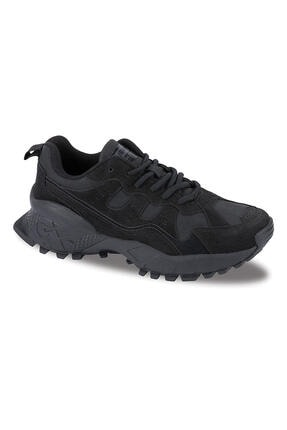 Jump Unısex Siyah Outdoor Spor Ayakkabı