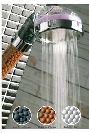 DMR Boncuklu Su Tasarruflu Kireç Önleyici Duş Başlığı