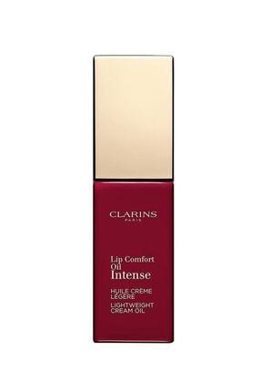 Clarins Lip Comfort Oil Intense 04 Rose Wood Dudak Parlatıcısı