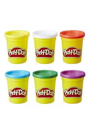 Play Doh Orjinal Oyun Hamuru 6'lı