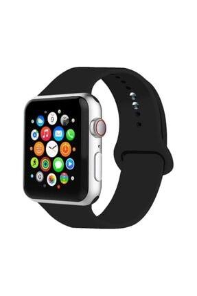 Cimricik Apple Watch Kordon 2 3 4 5 Seri 42 Mm Ve 44 Mm Silikon Kordon Kayış