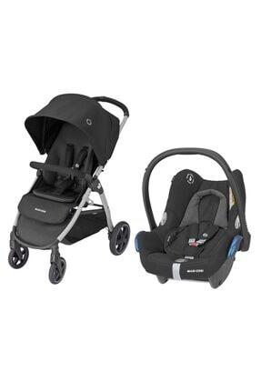 MAXİ-COSİ Gia Travel Sistem Bebek Arabası / Essential Black