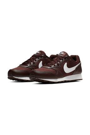 Nike Md Runner 2 Pe Gs Bordo Sneaker Ayakkabı