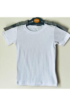 Helios Çocuk Fanila / T-shirt 2'li