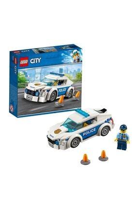 LEGO -60239 City Polis Devriye Arabası