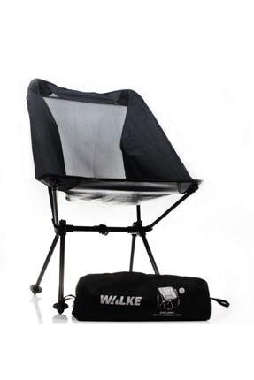 Walke Pratik Katlanır Kamp Sandalyesi
