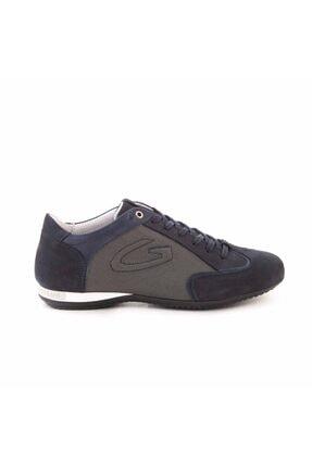 ALBERTO GUARDIANI Deri Bağcıklı Erkek Spor & Sneaker Agm005902