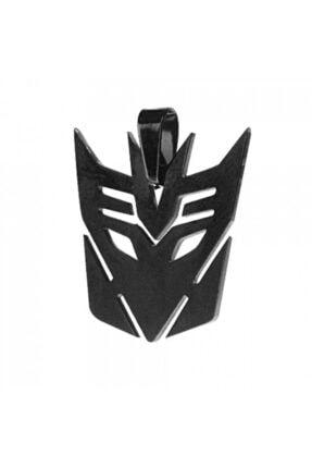 Lidyasteel Transformers Çocuk Çelik Kolye Ucu Cko20197