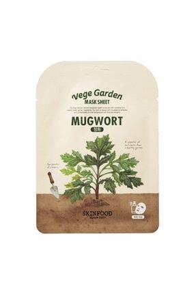 Skinfood Vege Garden Mugwort Mask Sheet
