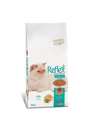 Reflex Sterilised Balıklı Kedi Maması 15 kg