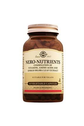 Solgar Nero Nutrients - 30 Kapsül