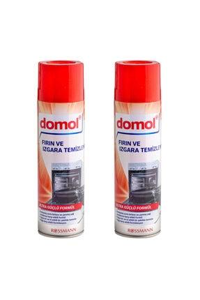 DOMOL Fırın Izgara Temizleyici Köpük 500 ml * 2 Adet