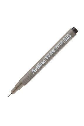 artline Drawing System Teknik Çizim Kalemi 0.03