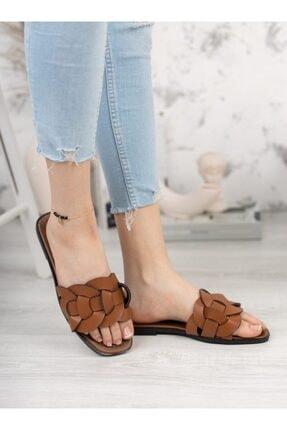ayakkabıhavuzu Terlik Kahverengi